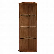 Vale Furnishers - Bruges Corner Display Unit