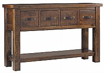Corndell - Jivaro Baltic Large Hall Console Table