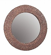 Corndell - Hyacinth Round Wall Mirror