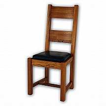 Vale Furnishers - Lancaster Wooden Dining Chair (Set of 4)