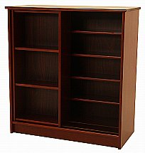 Vale Furnishers -  Combination CD and DVD Storage Unit