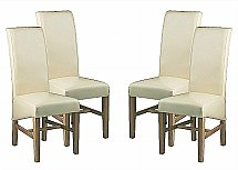 Vale Furnishers - Cirrus Four Echo Dining Chairs