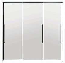 Vale Furnishers - London 3 Door Sliding Wardrobe