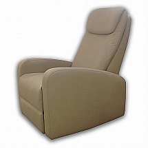 Vale Furnishers - Jasper Manual Swivel Recliner Chair
