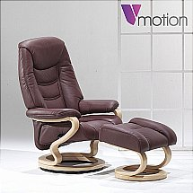 Vale Furnishers - V-Motion Cologne Recliner