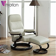 Vale Furnishers - V-Motion Hannover Recliner