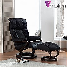 Vale Furnishers - V-Motion Stromberg Recliner