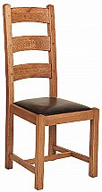 Vale Furnishers - Loseley Dining Chair