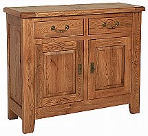 Vale Furnishers - Loseley Two Door Sideboard