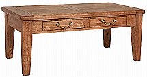 Vale Furnishers - Loseley Coffee Table