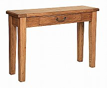 Vale Furnishers - Loseley Console Table