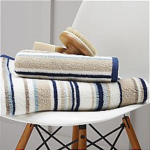 Harlequin - Rush Stripe Towels