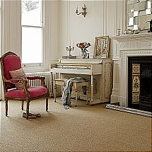 Axminster Carpets - Axminster Textures Simply Natural Straw and Walnut Ribgrass
