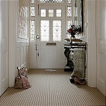 Axminster Carpets - Axminster Textures Simply Natural Vogue Stripe