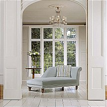 Collins and Hayes - Mayfair Chaise Longue
