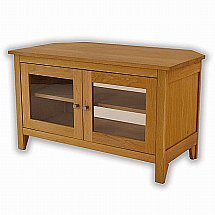 Vale Furnishers - Cirrus Corner TV Cabinet