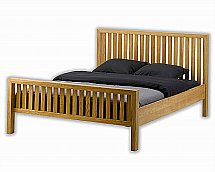 Vale Furnishers - Juno 6ft Bedstead
