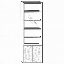 Beaver and Tapley - Tapley 33 Cherry HXDG22 Display Unit
