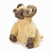 Dora Designs - Doorstop - Aaron the Ram