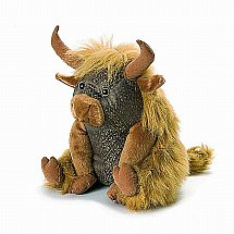 Dora Designs - Doorstop - Angus the Highland Cow