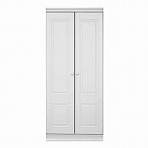Vale Furnishers - Regatta 2 Door Short Wardrobe