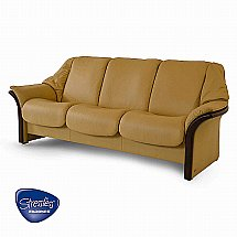 Stressless - Eldorado 3 Seat Low Back Sofa