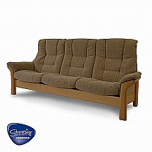 Stressless - Buckingham 3 Seat High Back Sofa