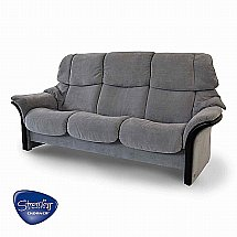 Stressless - Eldorado 3 Seat High Back Sofa