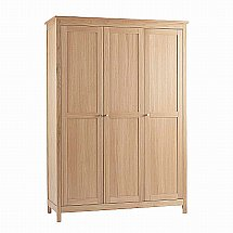 Vale Furnishers - Cirrus 3 Door Multi-Robe