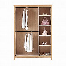 Vale Furnishers - Cirrus Narrow Shelf Pack