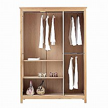 Vale Furnishers - Cirrus Wide Shelf Pack
