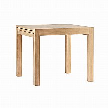 Vale Furnishers - Cirrus Square Sliding Top Table