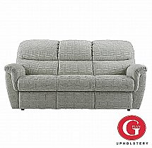 G Plan Upholstery - Elan 3 Seat Sofa - Fabric