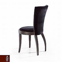 Aleal - Metropolis Luxor Round Back Dining Chair