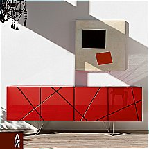 Aleal - Stripes Sideboard