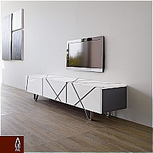 Aleal - Stripes TV Unit