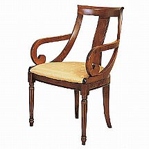Vale Furnishers - Cork Carver Dining Chair