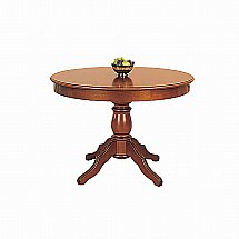 Vale Furnishers - Cork Circular Extending Dining Table