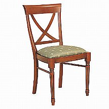 Vale Furnishers - Cork Cross Back Dining Chair