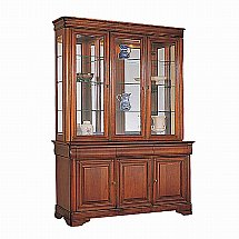 Vale Furnishers - Cork 3 Door Glazed Unit