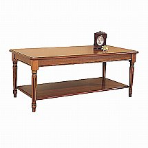 Vale Furnishers - Cork Long Coffee Table