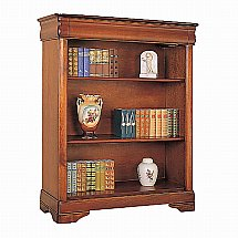 Vale Furnishers - Cork Low Bookcase