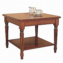 Vale Furnishers - Cork Square Occasional Table