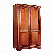 Vale Furnishers - Cork Two Door Wardrobe