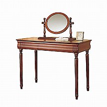Vale Furnishers - Cork Dressing Table Mirror