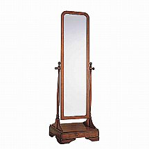 Vale Furnishers - Cork Cheval Mirror