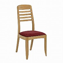 Nathan - Shades in Oak Ladder Back Dining Chair