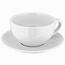 Judge - Table Essentials Cappuccino Cup and Saucer