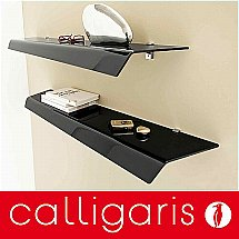Calligaris - Bookie Glass Shelf
