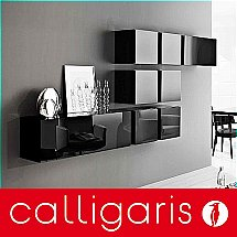 Calligaris - Inbox Modular Wall Storage